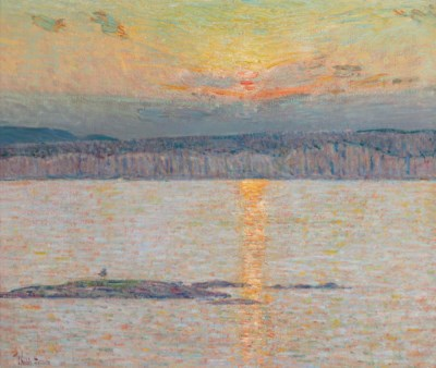 Childe Hassam (1859-1935)
