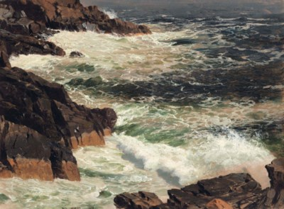 Frederic Church (1826-1900)