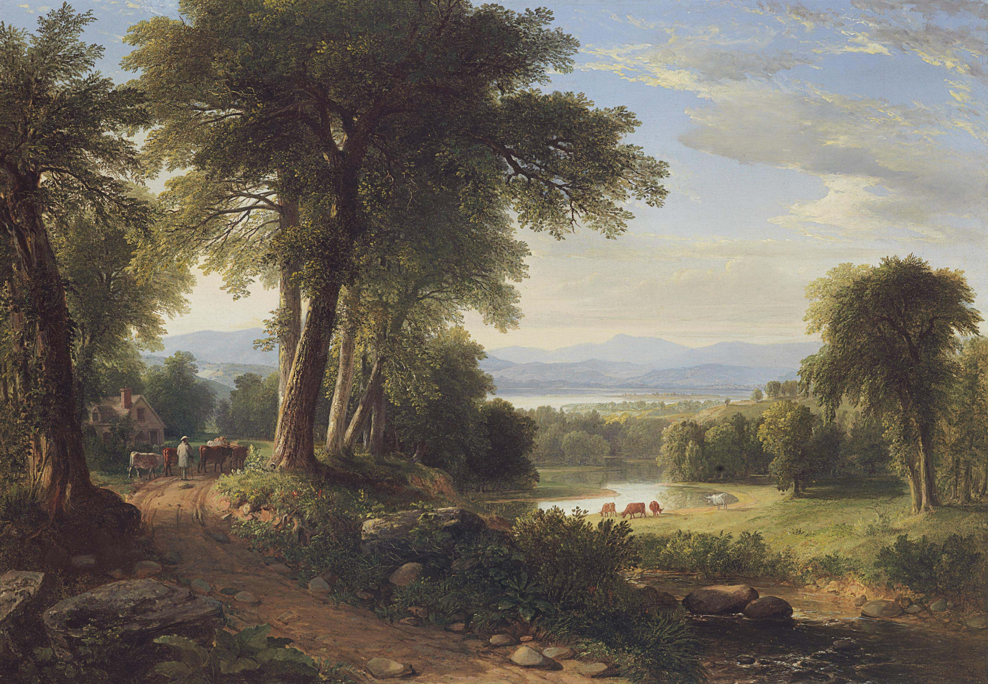 Asher Brown Durand (1796-1886)