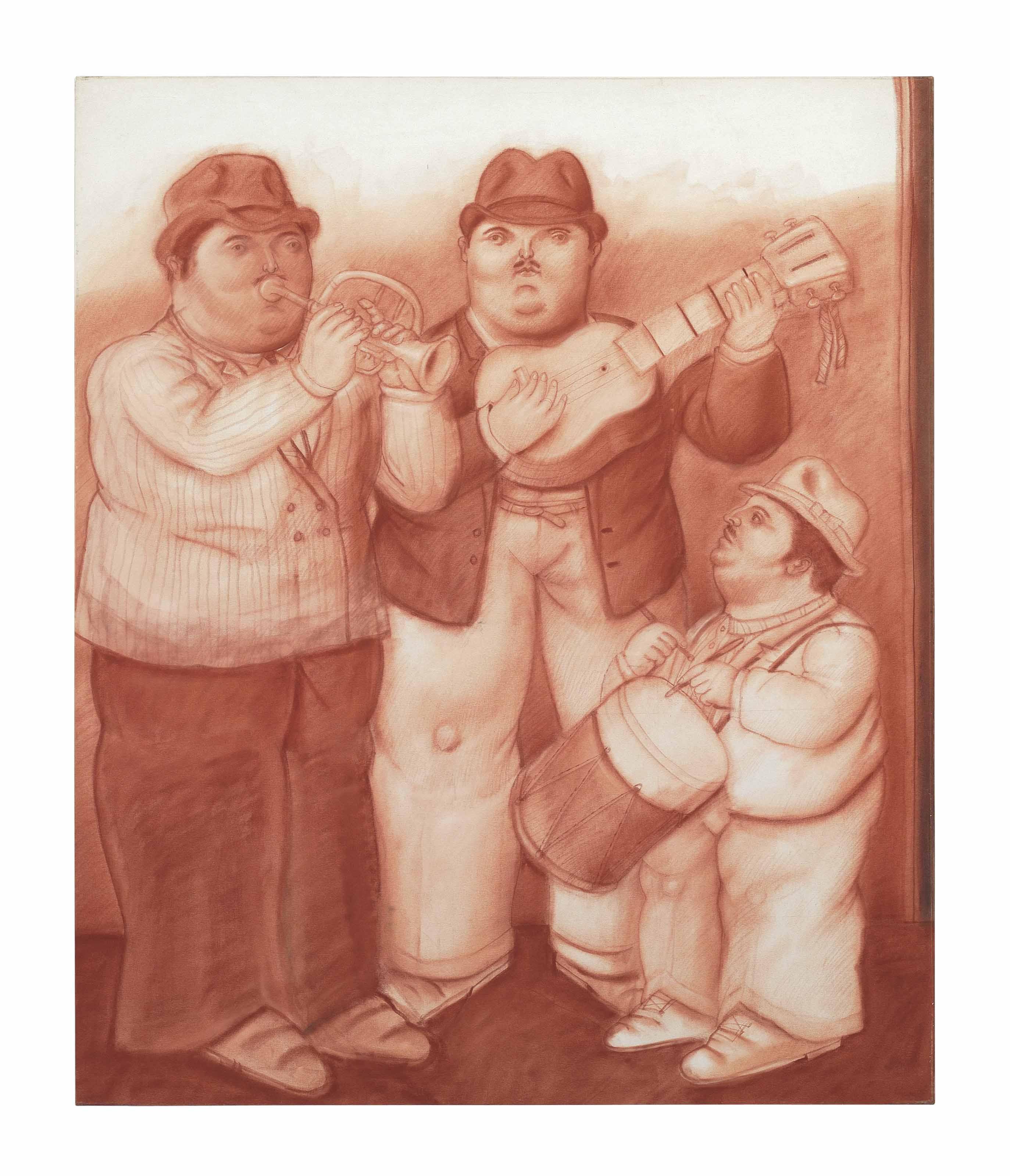 Fernando Botero (b. 1932)