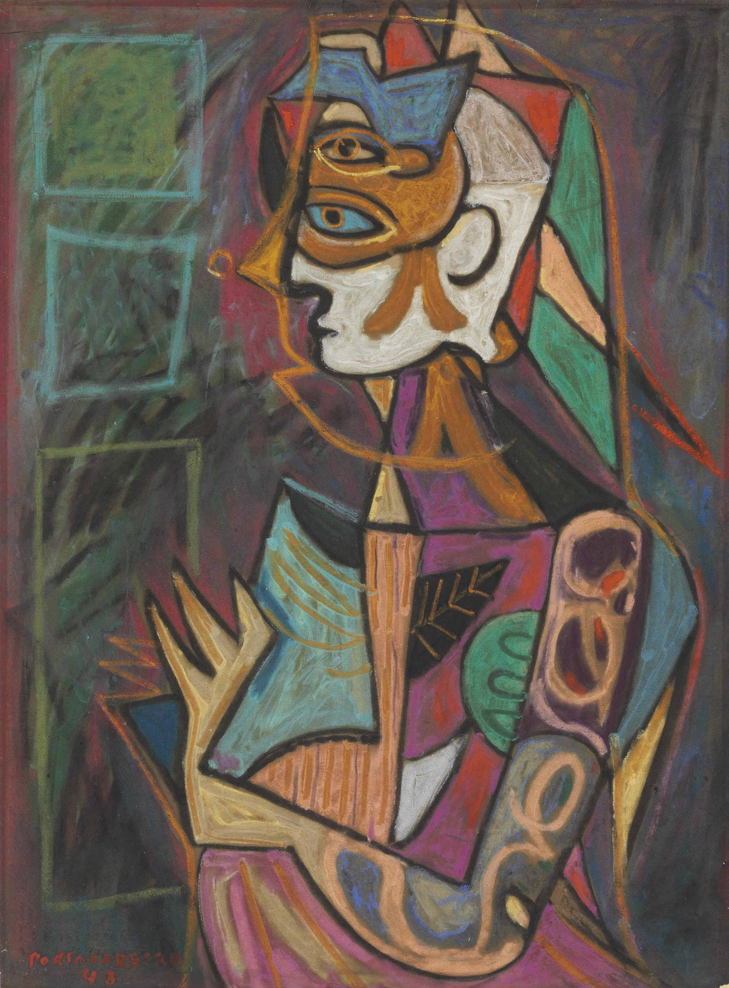 René Portocarrero (1912-1985)