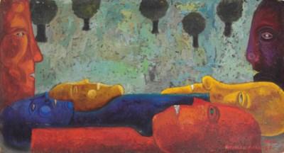 Rodolfo Morales (1925-2001)