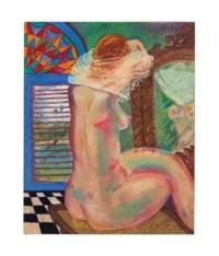 Desnudo de Eva en el Hurón Azul