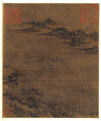 ANONYMOUS (LATE MING-EARLY QIN