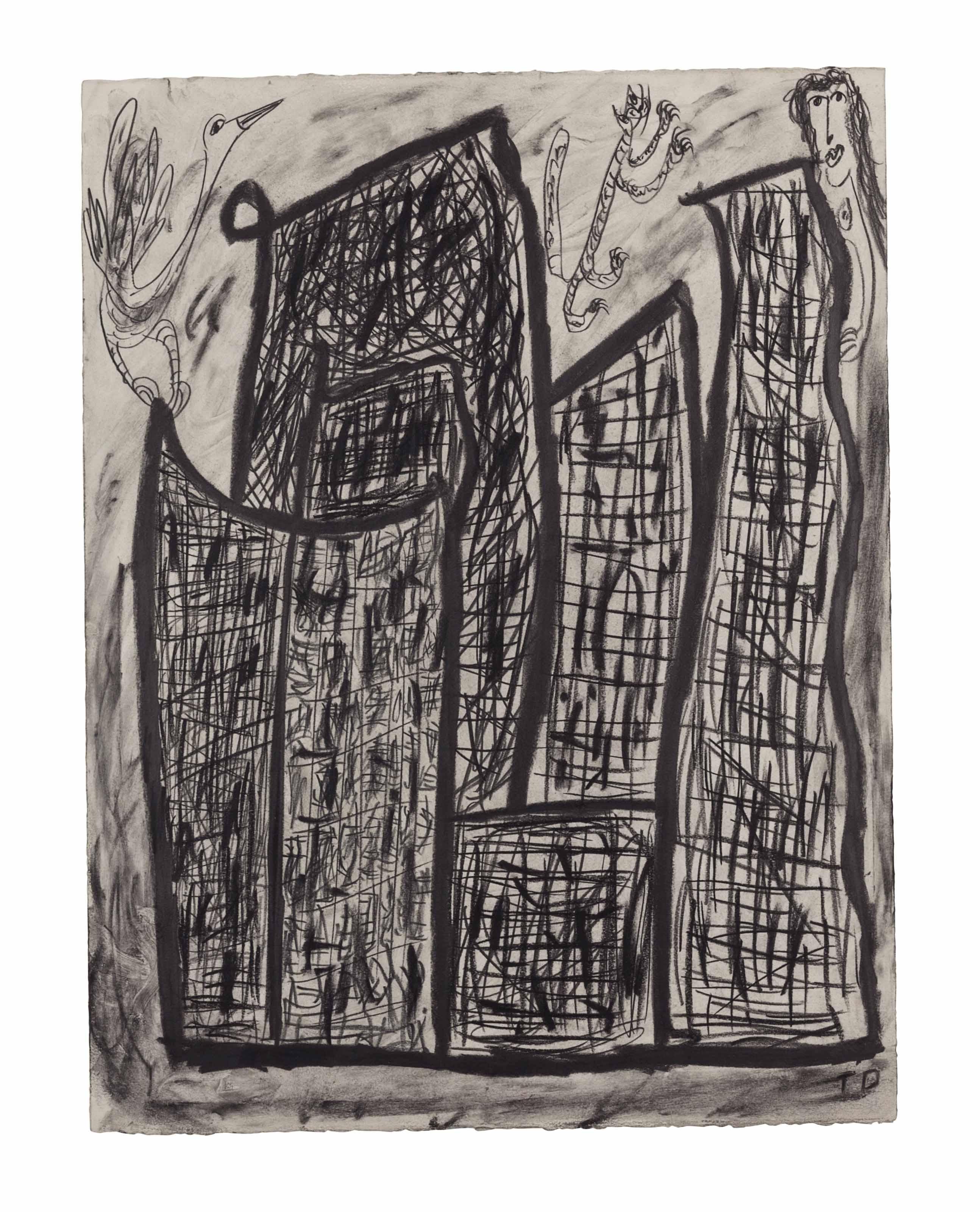 Thornton Dial (1928-2016)
