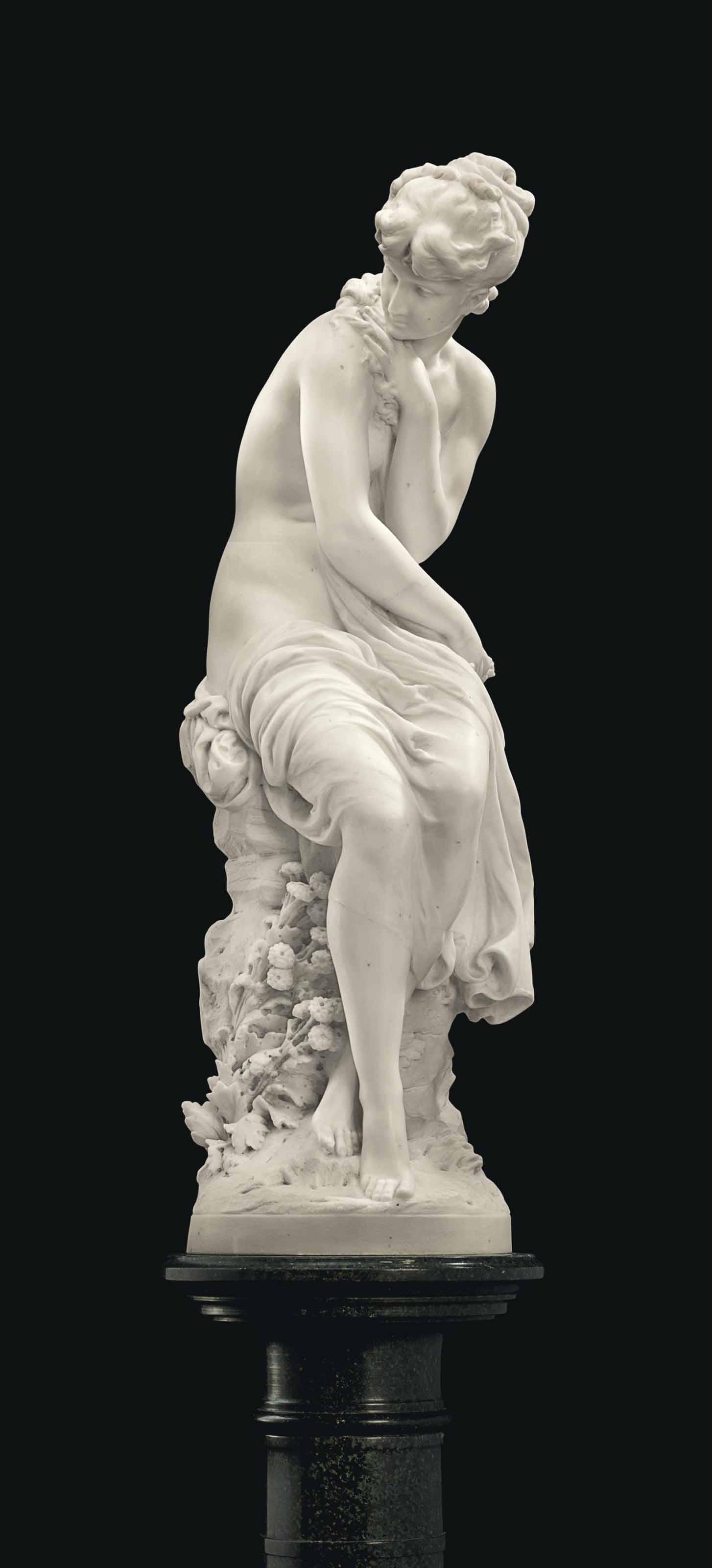 MATHURIN MOREAU (FRENCH, 1822-