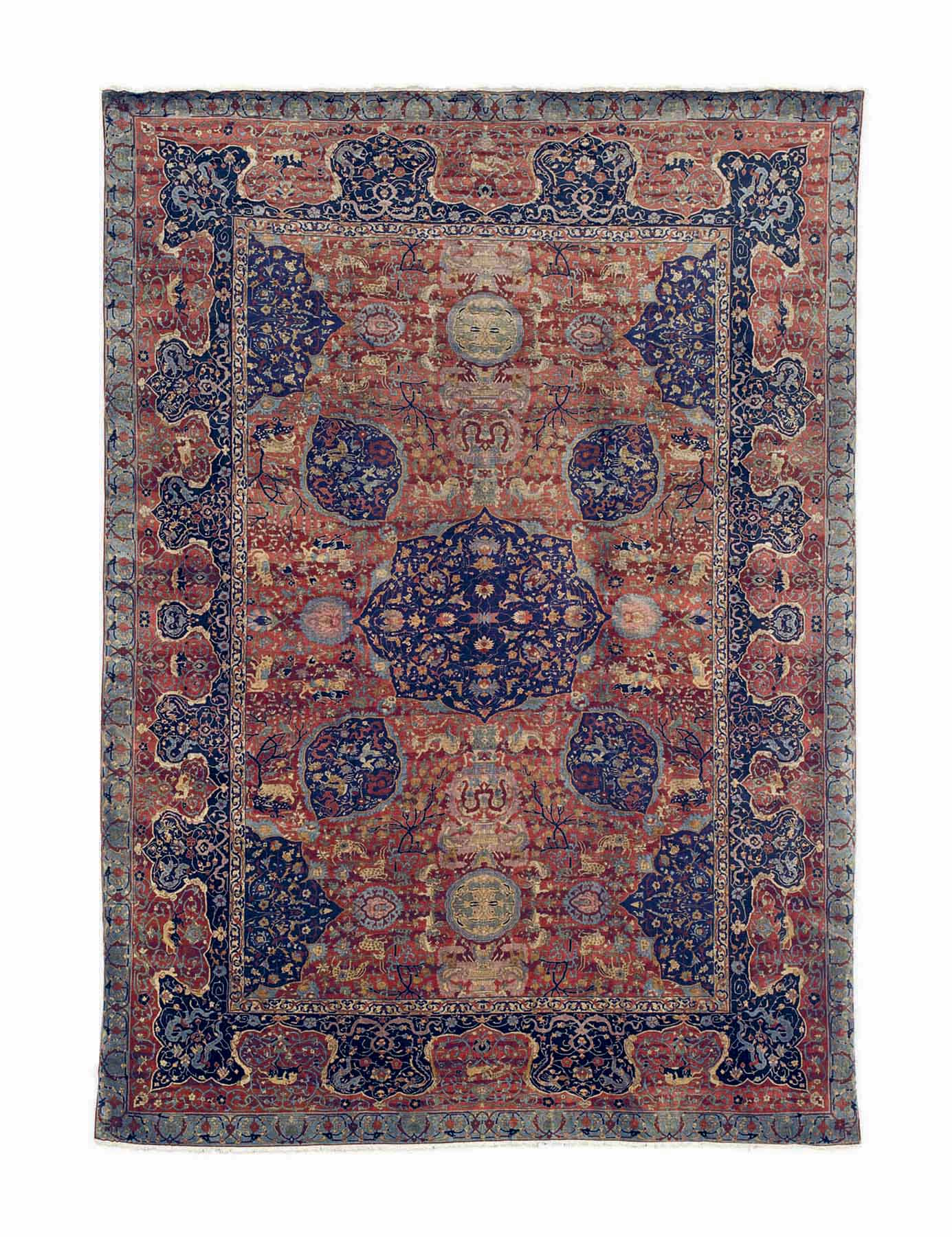 AN INDIAN CARPET