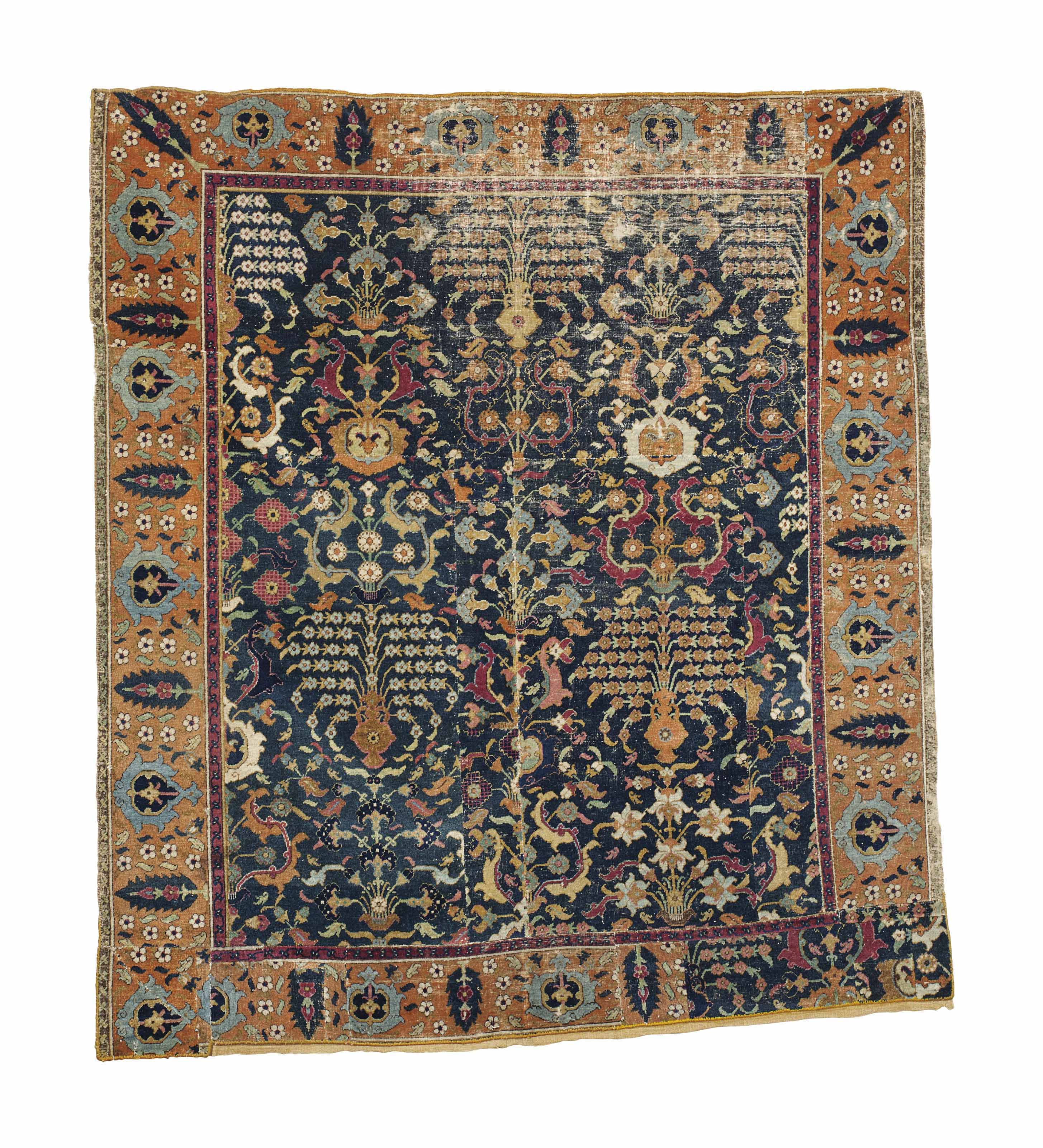 a khorassan shrub carpet east persia second half 17th century christie 39 s