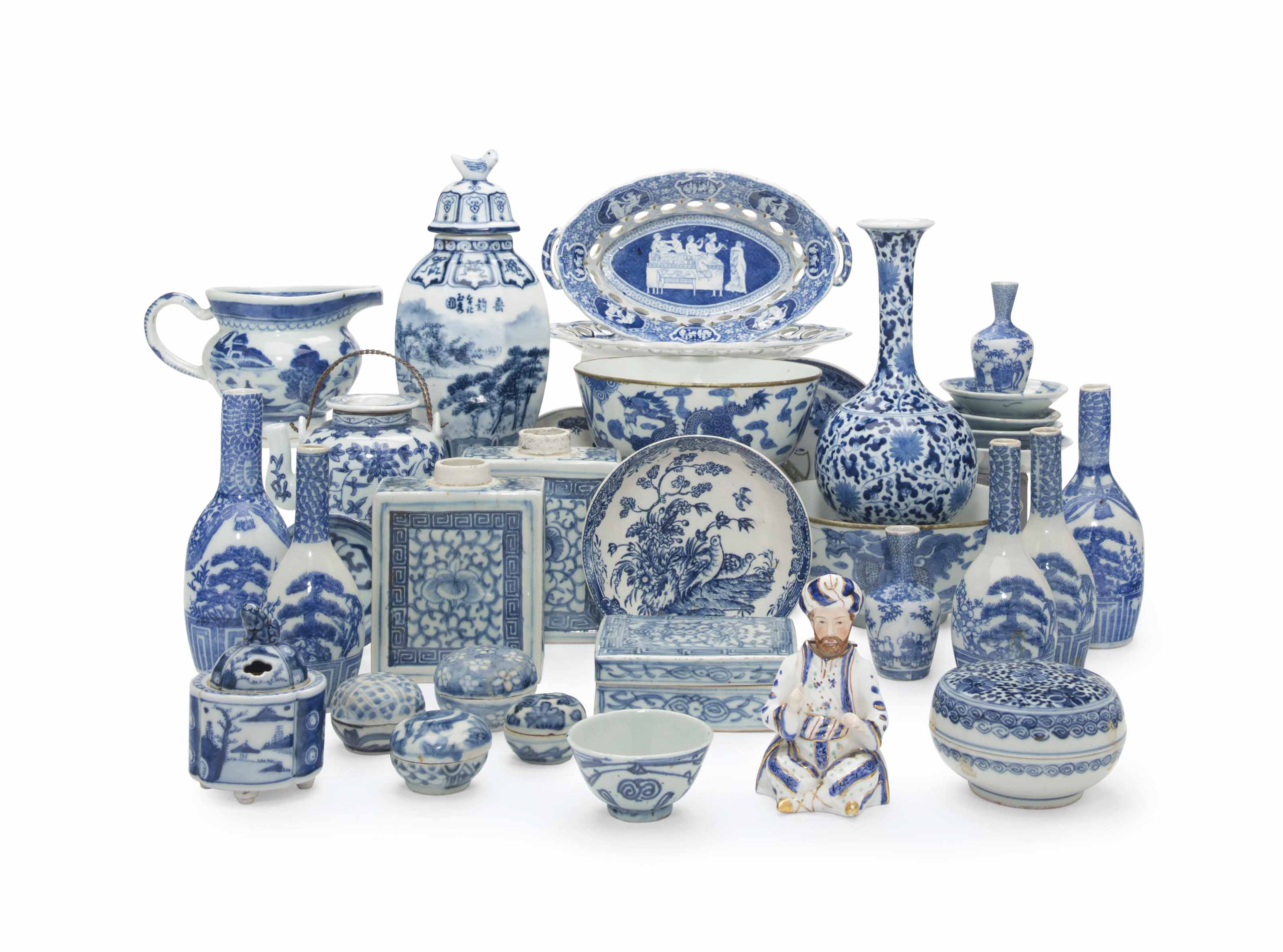 A COLLECTION OF CHINESE AND EU