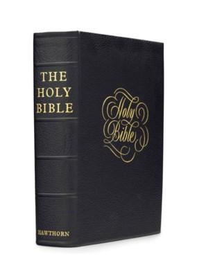 BIBLE, in English. The Holy Bi
