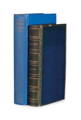 BYRD, Richard Evelyn (1888-195