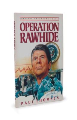THOMSEN, Paul. Operation Rawhi