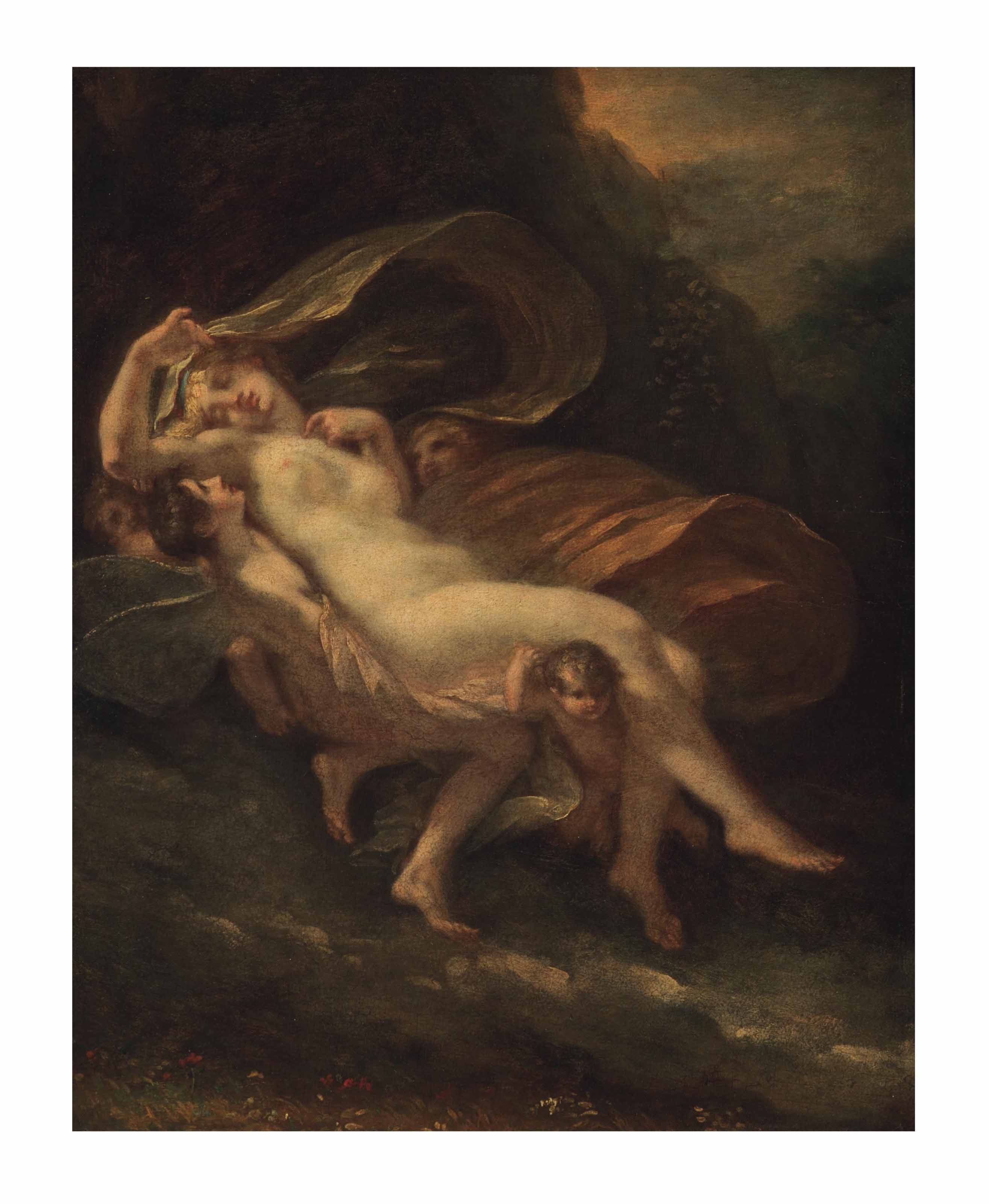 The Abduction of Psyche
