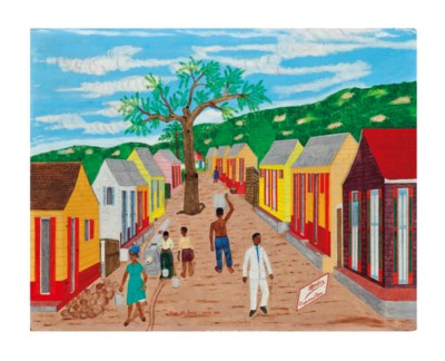 Philomé Obin (Haitian, 1892-19