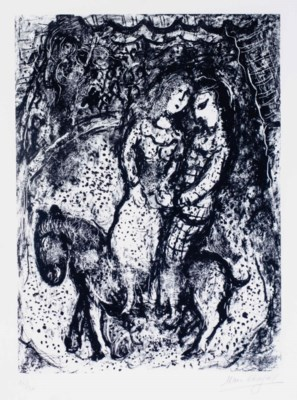 Marc Chagall (French/Russian,