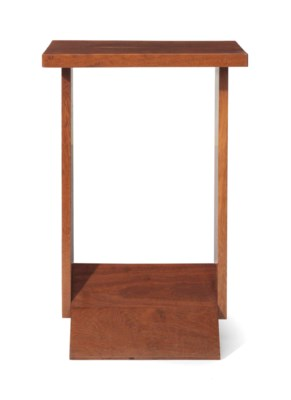 A SYCAMORE 'MB 345' SIDE TABLE
