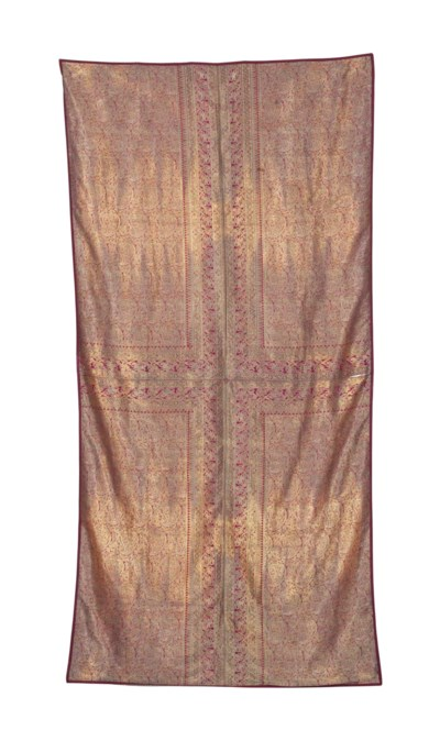 TWO INDIAN TEXTILES