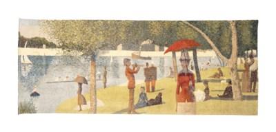 A Carpet Depicting