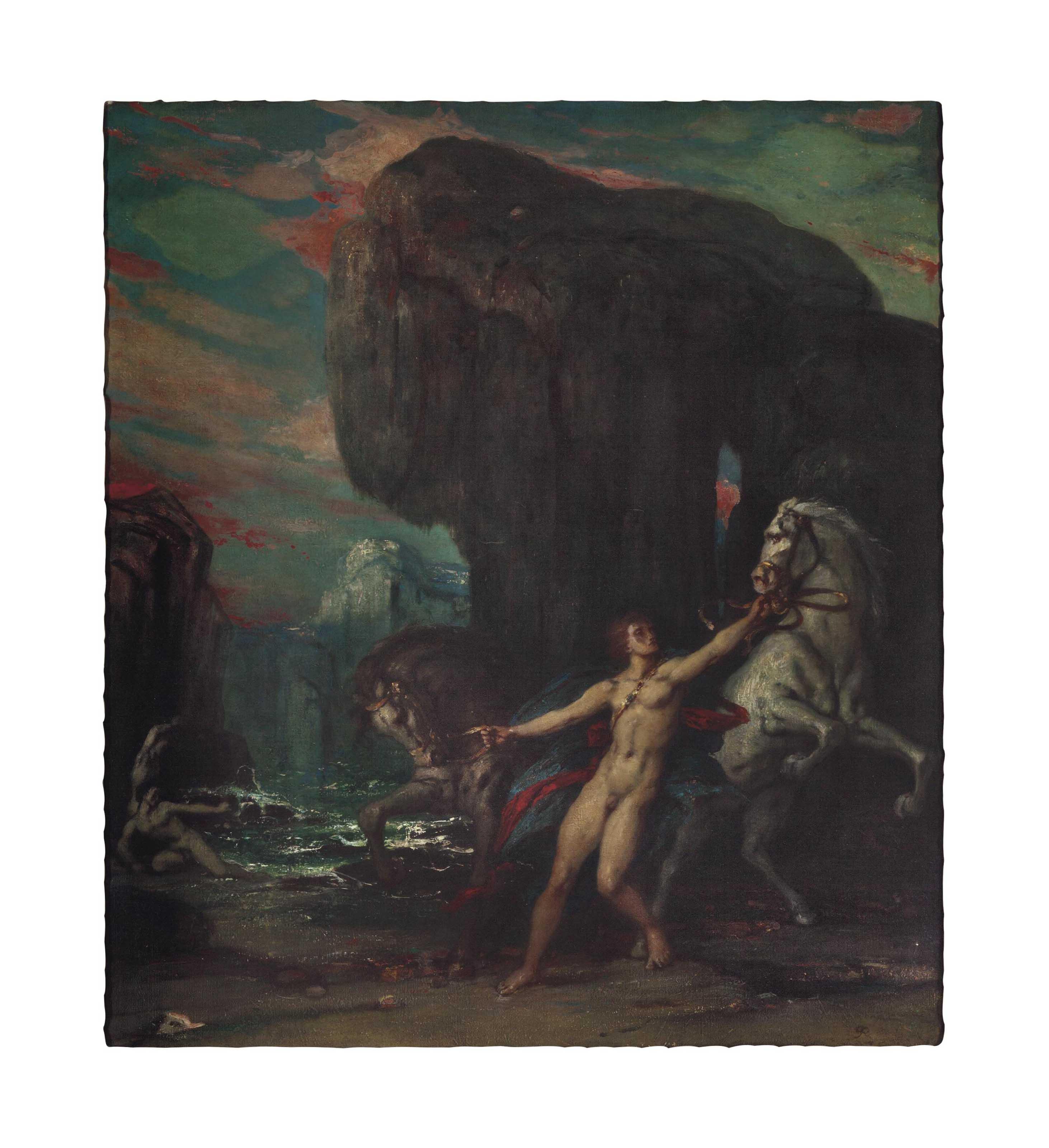 The Horses of Achilles