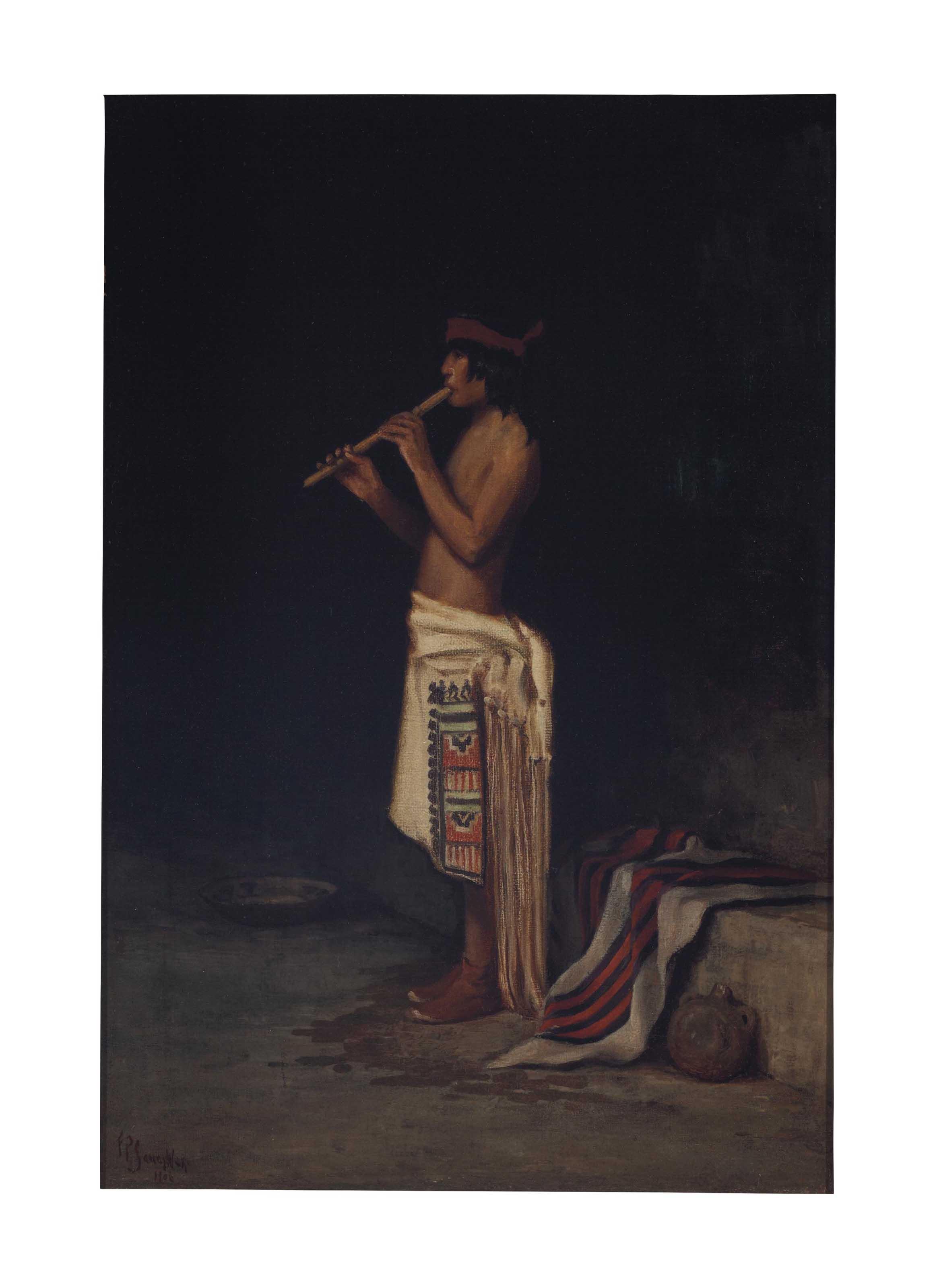 Hopi Flute Song