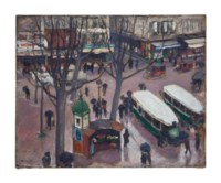 Les Autobus, Place Pigalle