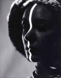 Shadow Profile, New York, 1944