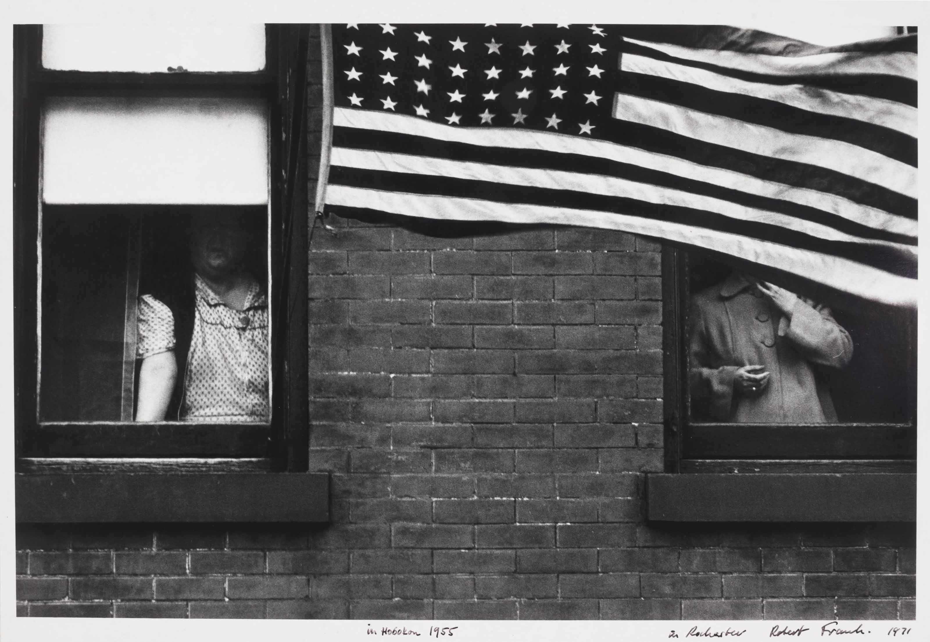 Parade – Hoboken, New Jersey, 1955