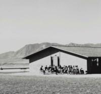 Sunday School. A Church in a New Tract, Colorado Springs, Colorado, 1969