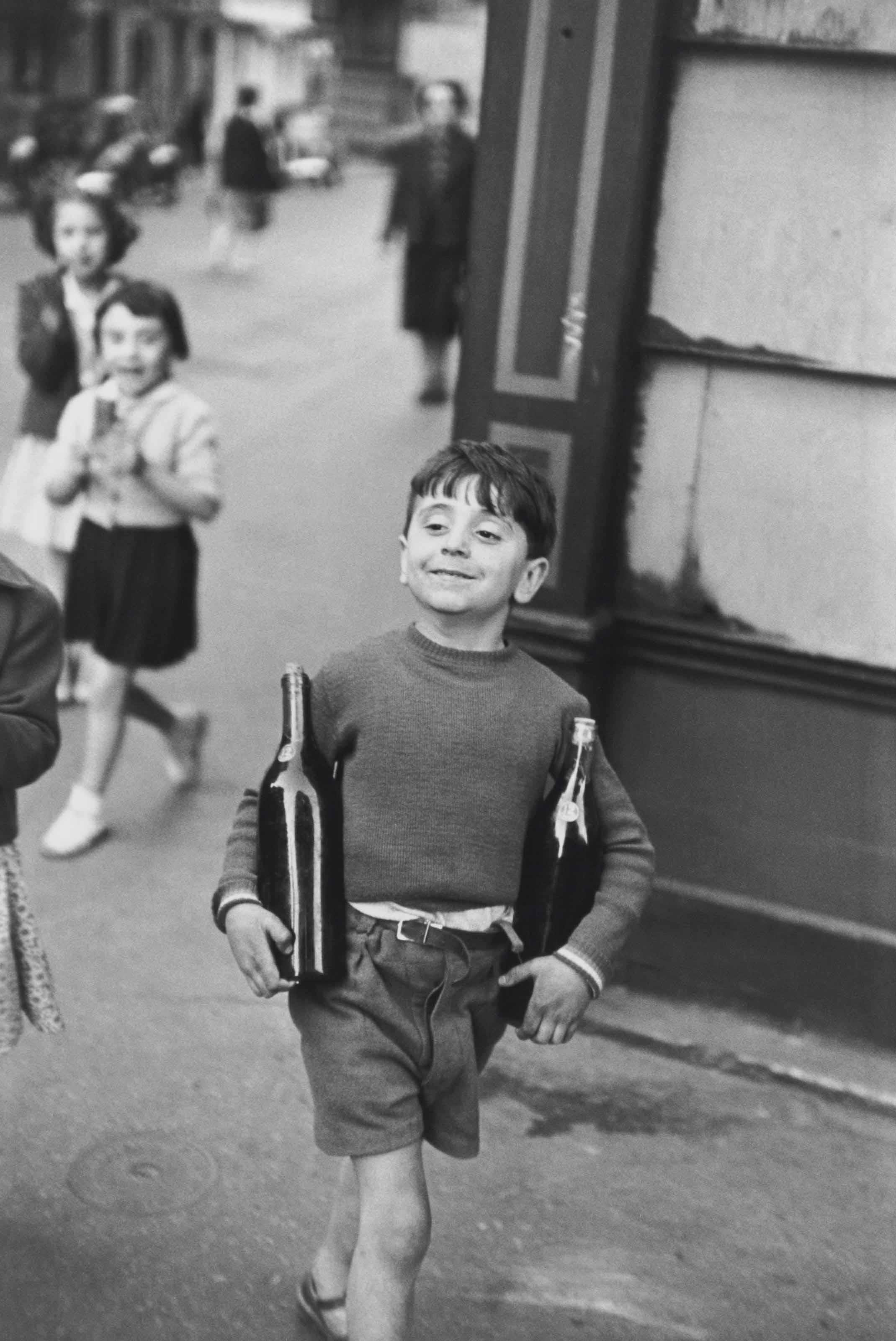 Αποτέλεσμα εικόνας για Rue Mouffetard, Paris (1954)