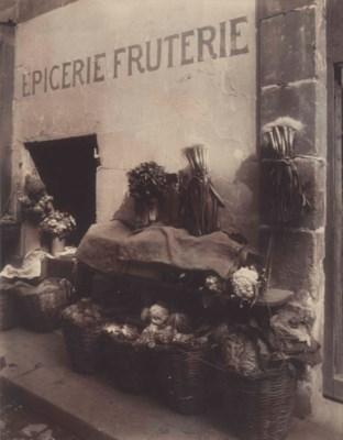 Eugène Atget (1857–1927)