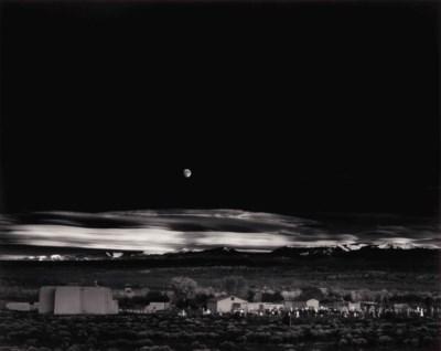 Ansel Adams (1902–1984)