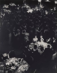 Dinner by Candle Light at the Waldorf, New York, 1962