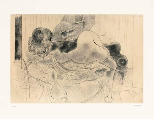 HANS BELLMER (1902 - 1975)