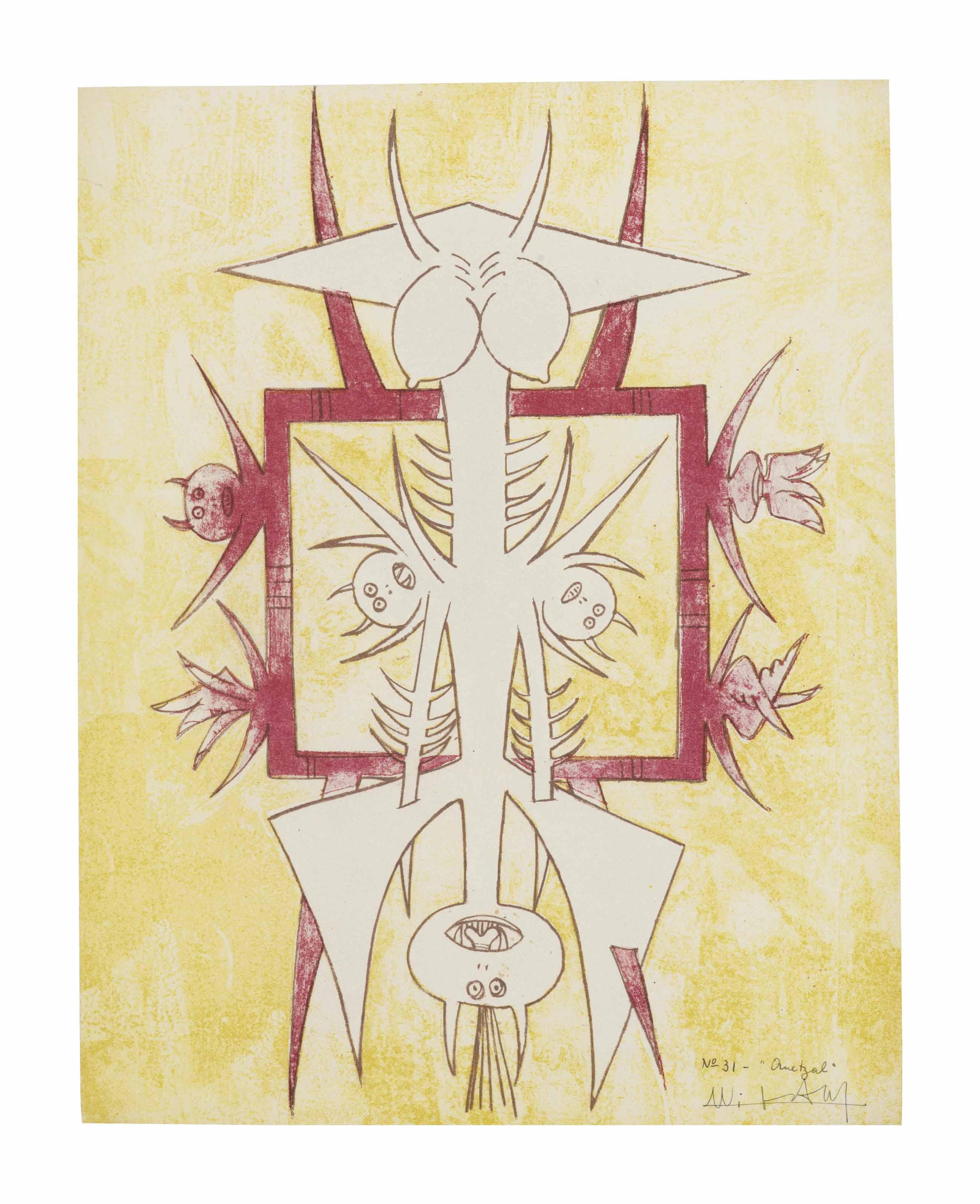WILFREDO LAM (1902-1982)