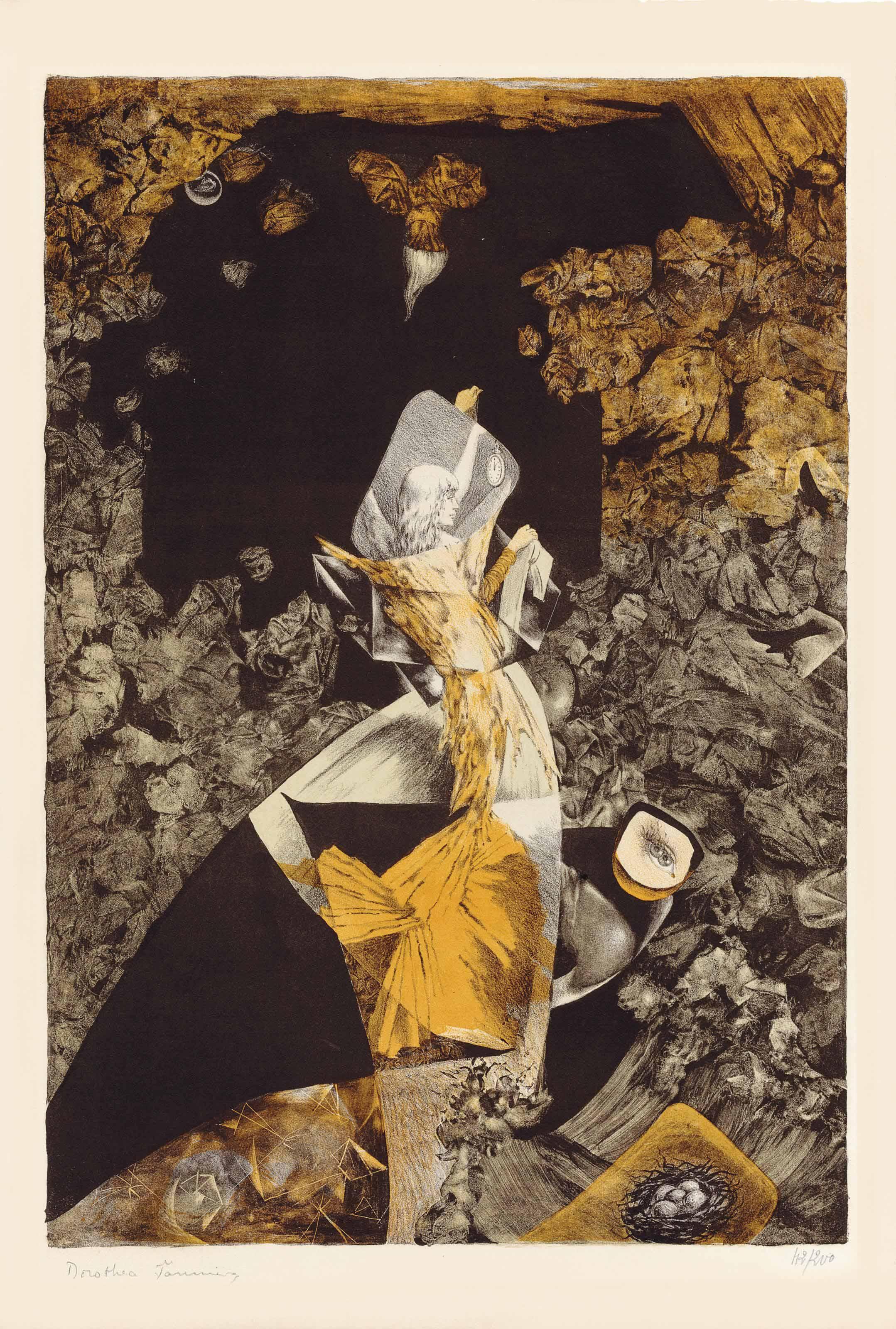 DOROTHEA TANNING (1910-2012)