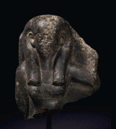 AN EGYPTIAN GRANODIORITE FEMAL