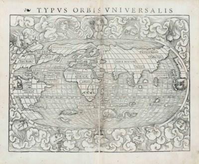 PTOLEMAEUS, Claudius. Geograph