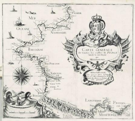 TASSIN, Nicolas (d. 1660). Car