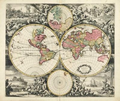 [RENARD, Lois (1678-1746)]. At