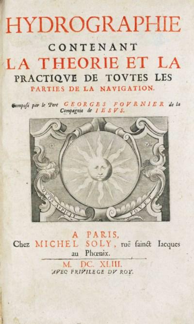 FOURNIER, Georges (1595-1652).