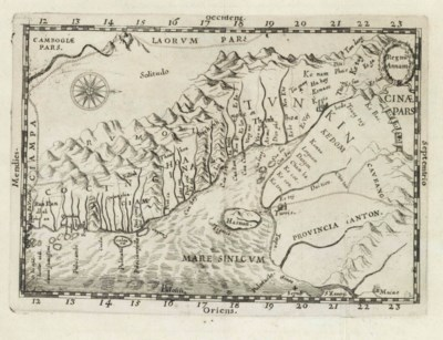 RHODES, Alexandre de (1593-166