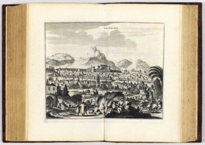 DAPPER, Olfert (1636-1689). As