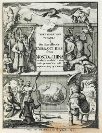 IDES, Everard Ysbrand (b. 1660