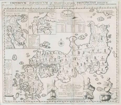 KAEMPFER, Engelbert (1651-1716