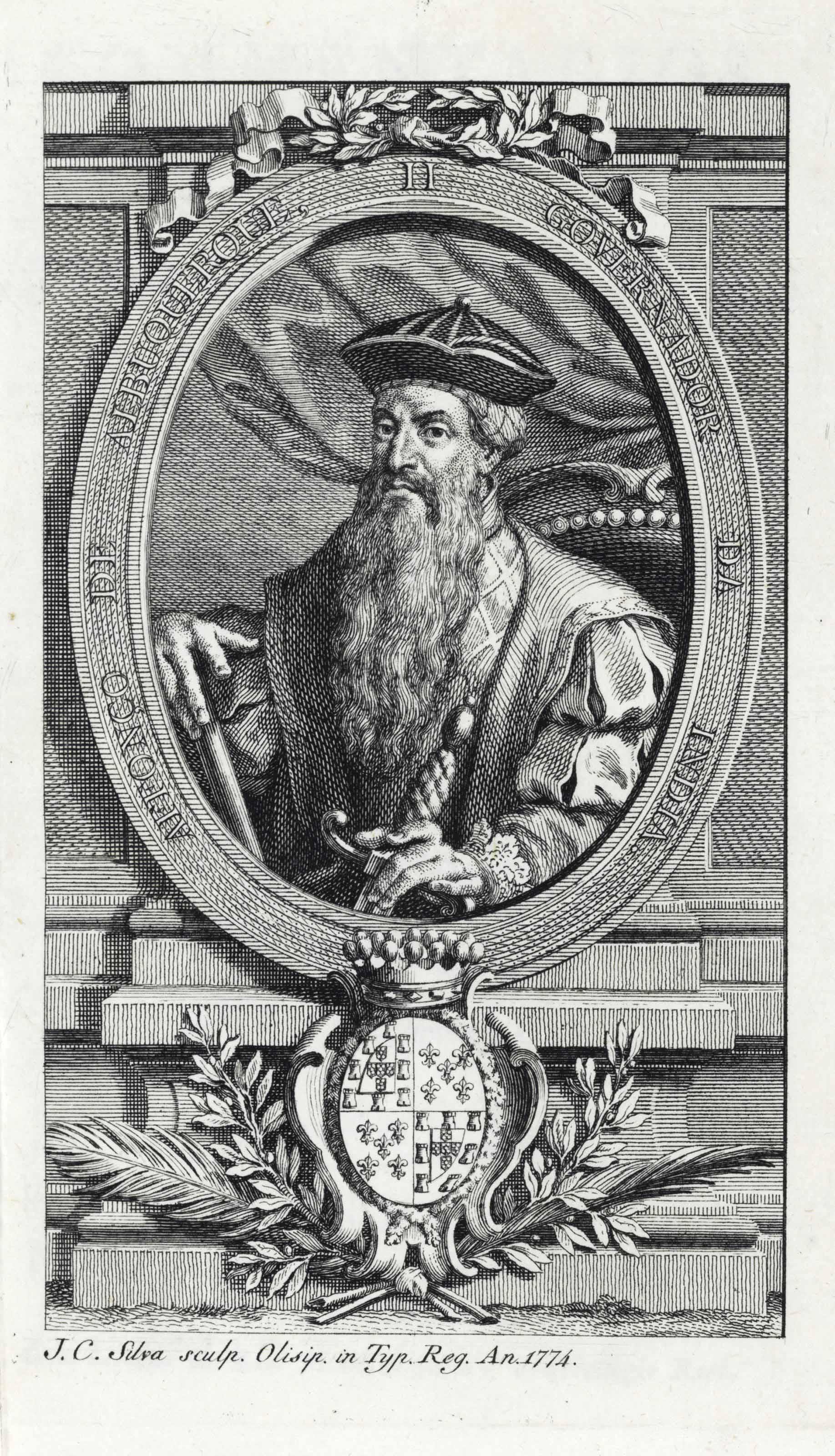 ALBUQUERQUE, Afonso de (1453-1