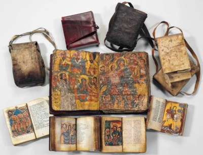 ETHIOPIC -- A COLLECTION OF ET
