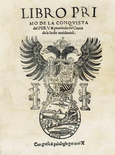 [XERES, Francisco de (1495-156