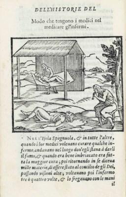 BENZONI, Girolamo (b. 1519). L