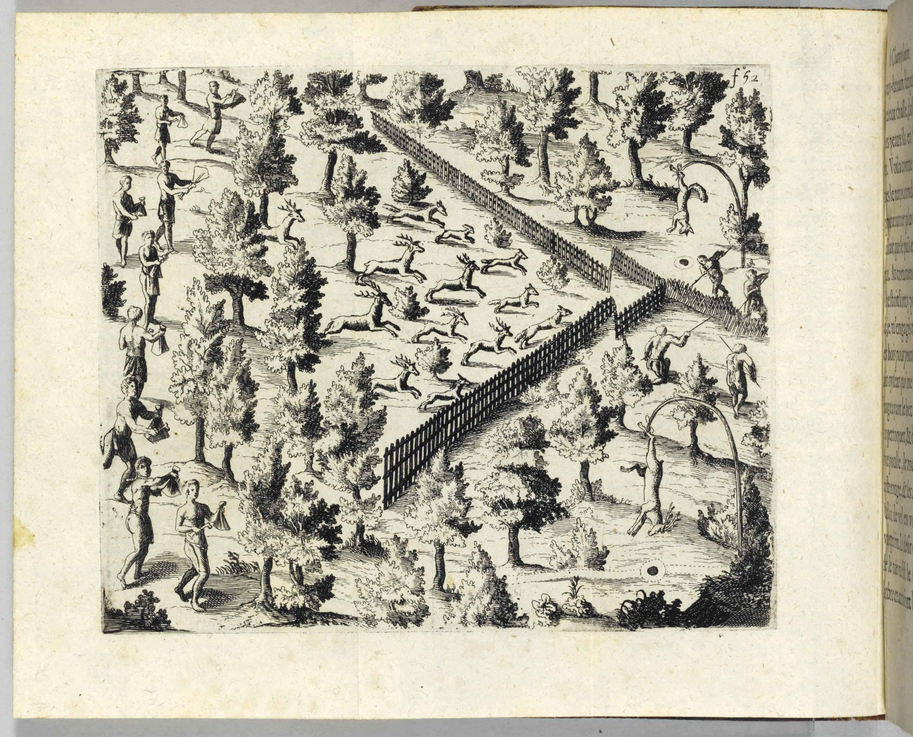 CHAMPLAIN, Samuel de. Voyages et descouuertures faites en la nouvelle faites en la Nouvelle France, depuis l'année 1615. iusques à la fin de l'année 1618. Paris: Claude Collet, 1620.