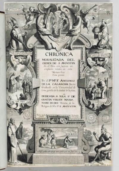 CALANCHA, Antonio de la (1584-